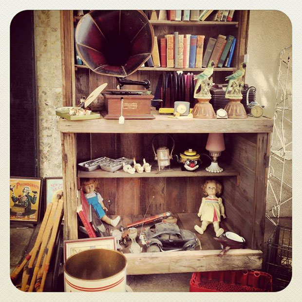 Alley Cat Vintage Mercantile Antiques - stress relief tips list